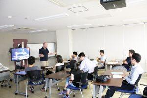 外国人特任教員講義1